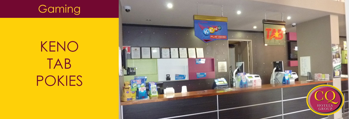 Keno, Pokies and TAB at the Carrollee Hotel